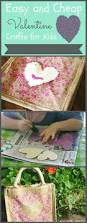 easy and cheap kids valentine crafts pennies into pearls