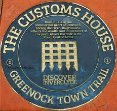 greenock custom house the greenockian