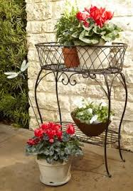 add delicate charm to your outdoor space with the intricately