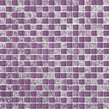 purple mosaic tile home u2013 tiles