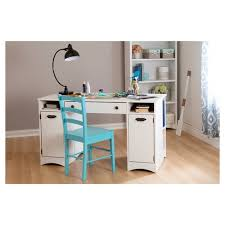 south shore artwork craft table with storage pure white artwork craft table with storage pure white south shore target