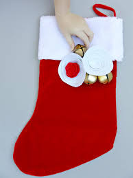 stockings how to decorate a christmas stocking for kids how tos diy