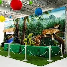 jungle backdrop custom backdrop rentals archives backdrops beautiful