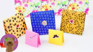 tutorial membungkus kado simple origami bungkusan kado gang pembuatannya dan bagus hasilnya