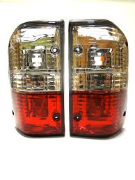nissan patrol y60 canada rear tail light signal lamp set for nissan patrol gr y60 87 97