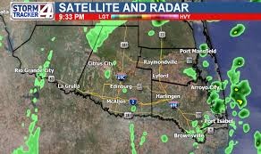 Satellite Weather Map Rio Grande Valley Weather News Weather Sports Breaking News