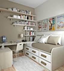 desk storage ideas cheap diy storage ideas for small spaces idi design throughout