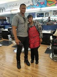 seattle barbers that do seahawk haircuts brandon williams seattle seahawks and ms lovie yelp