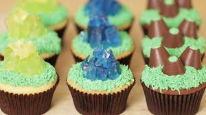 starcraft mineral cupcakes nerdy nummies birthday cakes and cake
