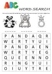 english worksheets word search worksheets page 32