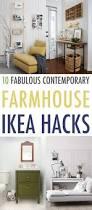 10 fabulous contemporary farmhouse ikea hacks the cottage market