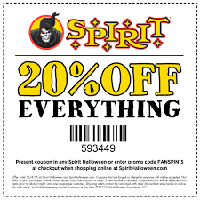 spirit halloween costume store here u0027s a terrifyingly terrific treat for spirit halloween fans