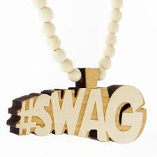 swag earrings 36 inch wood swag bead chain