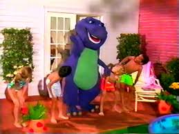 Barney And The Backyard Gang Episodes Barney Is Our Dinosaur Barney Wiki Fandom Powered By Wikia