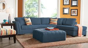 blue and orange decor blue orange white living room furniture ideas decor