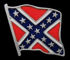 Cool Rebel Flag Pics Waving Usa America U0027s Antique Flag Belt Buckle