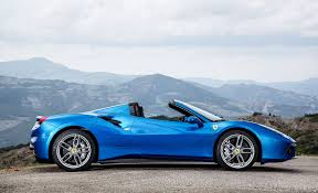 ferrari j50 price special if not actually speciale ferrari 488 spider first drive