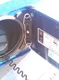 volvo fuel door issues wont latch rant