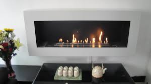 remote controlled ethanol fireplace be150 with xl bio burner