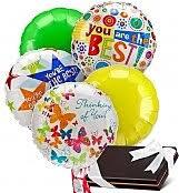 balloon delivery charlottesville va virginia sympathy flowers gift baskets roses va
