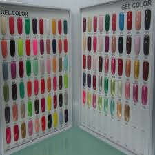 aliexpress com buy 120 color salon gel nail polish color display