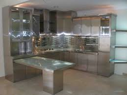 Kitchen Cabinet Handles Stainless Steel Stainless Steel Kitchen Cabinet Doors Image Collections Glass
