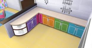 my sims 4 blog cool kitchen stuff counters in 44 recolors by