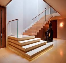 Glass Banisters For Stairs Clamping Glass Balustrade System Frameless Glass Balcony