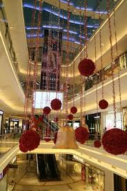 inside the mall with christmas decorations picture of quest mall
