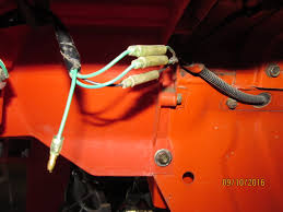 can u0027t find rear worklight wires for kubota m tractor