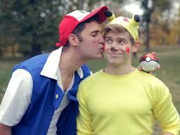 Pikachu Halloween Costume Men Celebs Turned Halloween Celebs Costume