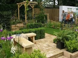 Small Space Backyard Landscaping Ideas Garden Design Garden Ideas For Small Spaces Small Backyard
