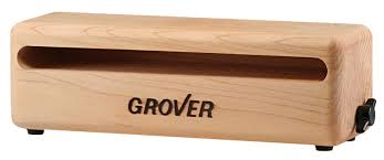 wood block grover pro percussion woodblock wb 7 thomann uk