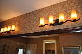 tuscan bronze bathroom lighting sophisticated marvelous elegant oil rubbed bronze bathroom light
