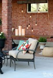 Home Depot Patio Designs Home Depot Patio Style Challenge Hanging Table Design Dazzle