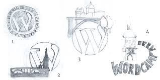 the story of the wordcamp bern logo u2013 wordcamp bern