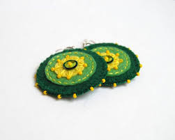 felt earrings 119 best 21 jewelry felt earrings images on earrings