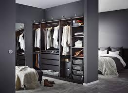 placard chambre ikea amenagement armoire attrayant ikea dressing 3d amenagement placard