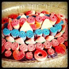 birthday candy cake semi diy
