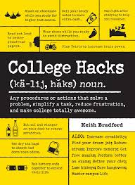 Barnes And Noble Hr Access Website College Hacks Book By Keith Bradford Official Publisher Page