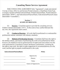 service agreement free event planner service contract template