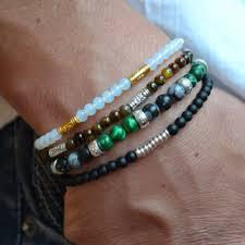mens bracelet beads images Men 39 s tiger eye bracelet 4mm tiger from pupikjewelry on jpg