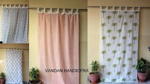 Curtains Printed Designs Block Print Curtains Block Print Curtain Decorative