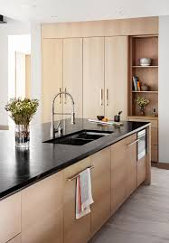 Light Wood Kitchen Cabinets by Best 10 Black Granite Kitchen Ideas On Pinterest Dark Kitchen