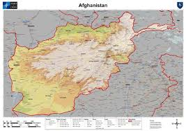 kabul map afghanistan map afghanistan mappery