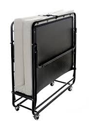 Folding Bed Mattress Milliard Premium Folding Bed With Luxurious Memory Foam Mattress