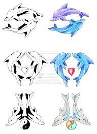 few dolphin tattoo designs tattoo u0027s pinterest dolphins