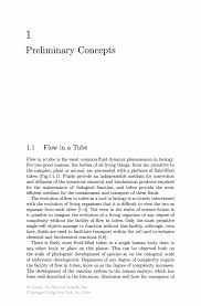 Physics Reference Table by The Physics Of Pulsatile Flow Springer