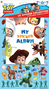 toy story 3 sticker collection