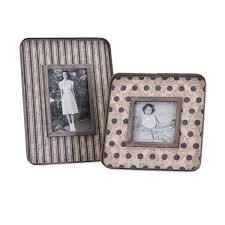 ella elaine galvanized photo frames set of 2 free shipping